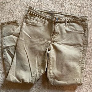 Mossimo mid rise jegging skinny jeans